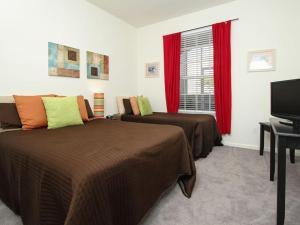 Windsor Palms Two Bedroom Apartment S5G, Nyaralók  Kissimmee - big - 12