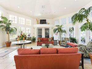 Windsor Palms Two Bedroom Apartment S5G, Nyaralók  Kissimmee - big - 2