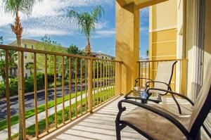 Vista Apartment Two Bedroom Apartment H7U, Apartments  Orlando - big - 9