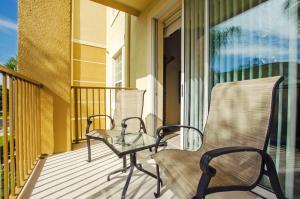 Vista Apartment Two Bedroom Apartment H7U, Apartments  Orlando - big - 8