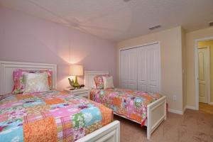 Paradise Palms Four Bedroom House 215, Dovolenkové domy  Kissimmee - big - 28