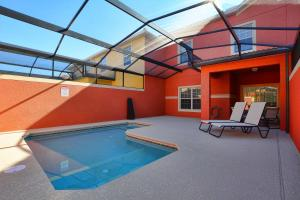 Paradise Palms Four Bedroom House 215, Dovolenkové domy  Kissimmee - big - 33