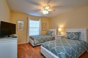 Paradise Palms Four Bedroom House 216, Holiday homes  Kissimmee - big - 34