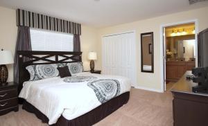 Paradise Palms Four Bedroom House 4032, Dovolenkové domy  Kissimmee - big - 34