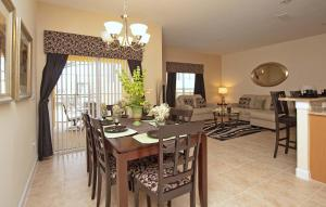 Paradise Palms Four Bedroom House 4032, Case vacanze  Kissimmee - big - 32