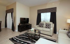 Paradise Palms Four Bedroom House 4032, Case vacanze  Kissimmee - big - 31