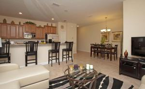 Paradise Palms Four Bedroom House 4032, Case vacanze  Kissimmee - big - 30