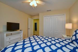 Paradise Palms Four Bedroom House 216, Holiday homes  Kissimmee - big - 14