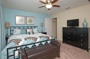 Paradise Palms Four Bedroom House 4098, Holiday homes  Kissimmee - big - 34