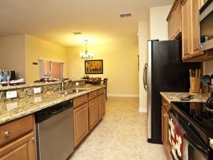 Paradise Palms Four Bedroom House 4095, Nyaralók  Kissimmee - big - 5