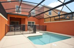 Paradise Palms Four Bedroom House 4095, Nyaralók  Kissimmee - big - 8