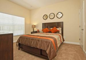 Paradise Palms Four Bedroom House 4095, Nyaralók  Kissimmee - big - 10