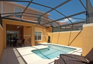Paradise Palms Four Bedroom House 4023, Holiday homes  Kissimmee - big - 6