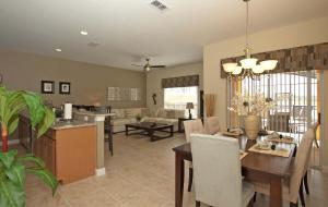 Paradise Palms Four Bedroom House 4091, Case vacanze  Kissimmee - big - 1