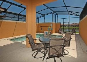 Paradise Palms Four Bedroom House 4028, Ferienhäuser  Kissimmee - big - 33