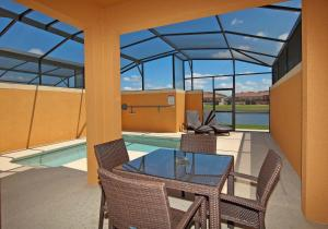 Paradise Palms Four Bedroom House 4023, Holiday homes  Kissimmee - big - 34