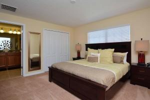 Paradise Palms Four Bedroom House 208, Nyaralók  Kissimmee - big - 17