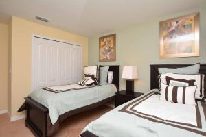 Paradise Palms Four Bedroom House 208, Prázdninové domy  Kissimmee - big - 10