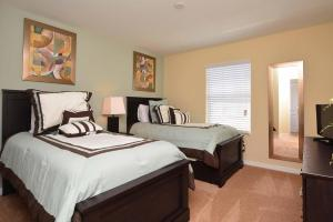 Paradise Palms Four Bedroom House 208, Prázdninové domy  Kissimmee - big - 4