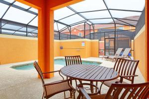Paradise Palms Four Bedroom House 208, Prázdninové domy  Kissimmee - big - 36