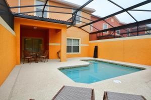 Paradise Palms Four Bedroom House 208, Prázdninové domy  Kissimmee - big - 34
