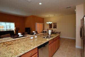 Paradise Palms Four Bedroom House 208, Nyaralók  Kissimmee - big - 12