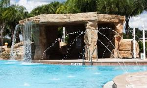 Paradise Palms Four Bedroom House 208, Nyaralók  Kissimmee - big - 14