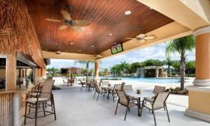 Paradise Palms Four Bedroom House 208, Nyaralók  Kissimmee - big - 7