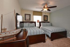 Paradise Palms Four Bedroom House 250, Nyaralók  Kissimmee - big - 5