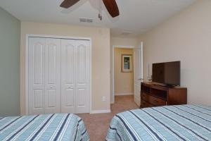 Paradise Palms Four Bedroom House 250, Nyaralók  Kissimmee - big - 4