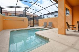 Paradise Palms Four Bedroom House 250, Nyaralók  Kissimmee - big - 15