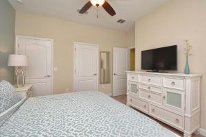 Paradise Palms Four Bedroom House 250, Nyaralók  Kissimmee - big - 39