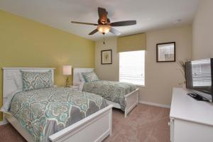 Paradise Palms Four Bedroom House 250, Nyaralók  Kissimmee - big - 37