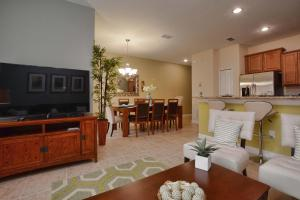 Paradise Palms Four Bedroom House 250, Nyaralók  Kissimmee - big - 33