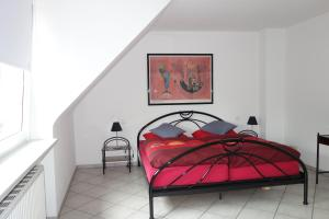 Tolstov-Hotels Old Town Apartment, Apartmanok  Düsseldorf - big - 18