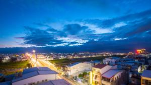 Apple Hotel, Хостелы  Taitung City - big - 34