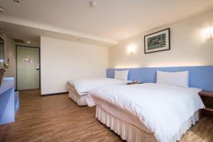 Apple Hotel, Хостелы  Taitung City - big - 8