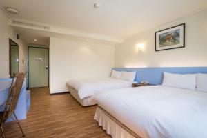 Apple Hotel, Хостелы  Taitung City - big - 4