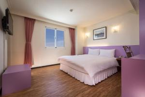 Apple Hotel, Хостелы  Taitung City - big - 19