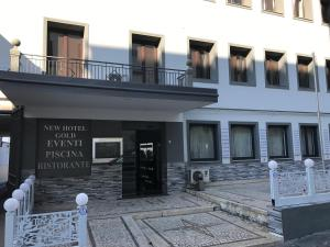 New Hotel Gold, Hotels  Portici - big - 20
