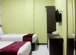 Hotel Permata, Отели  Макасар - big - 5
