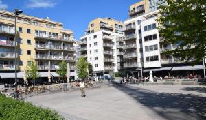 Apartment - Mandalls gate 10-12, Appartamenti  Oslo - big - 35