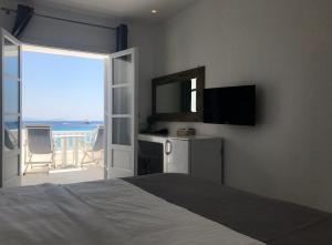 Acrogiali Hotel, Hotels  Platis Yialos Mykonos - big - 46
