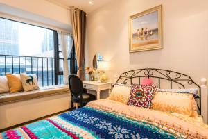 Aesop Apartment, Appartamenti  Canton - big - 14