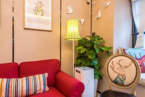 Aesop Apartment, Appartamenti  Canton - big - 10
