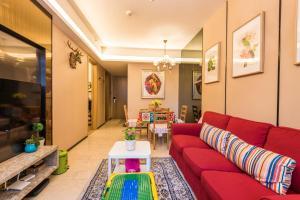 Aesop Apartment, Appartamenti  Canton - big - 8