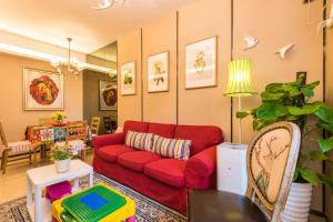 Aesop Apartment, Appartamenti  Canton - big - 7