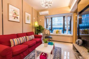 Aesop Apartment, Appartamenti  Canton - big - 5