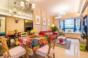 Aesop Apartment, Appartamenti  Canton - big - 3