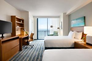 Hyatt House Virginia Beach / Oceanfront, Hotely  Virginia Beach - big - 4